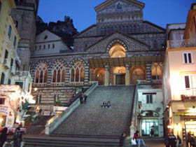 cathedral amalfi