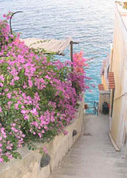 village of positano